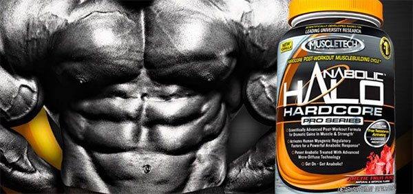 new anabolic halo label