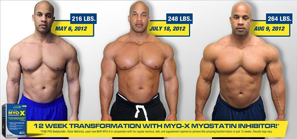 MHP's new Myo-X on sale and available, still a lot of