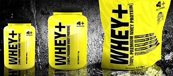 Xxxl Packaging Carried Over To 4 5kg Whey Italy S 4