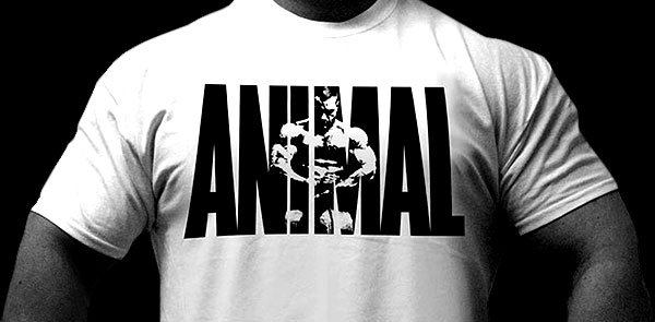 Latest Limited Edition Iconic Series Tee Animal S Black