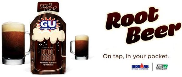 GU Energy introduce flavor number 14 Root Beer GU