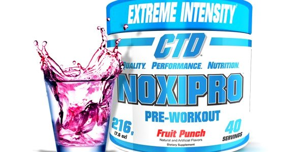 CTD Sports launch reformulated Noxipro as promised