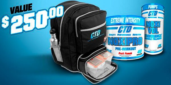 CTD celebrate 50k fans and Christmas Eve with a Fitmark giveaway