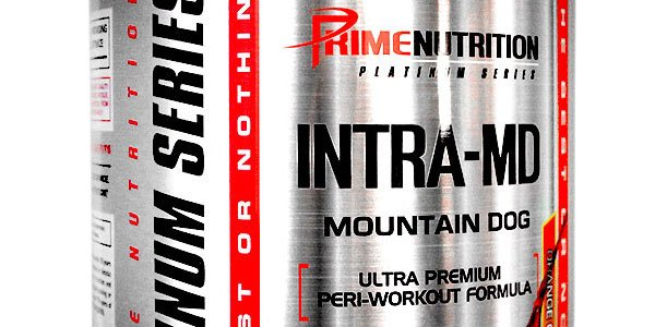 Review of Prime Nutrition's incredibly unique Platinum Series Intra-MD