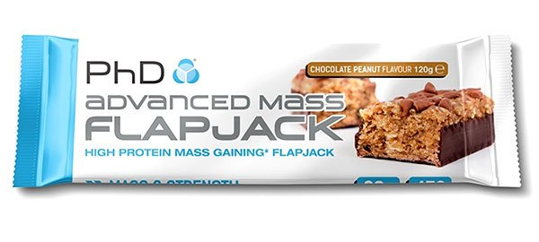 Advanced Mass Flapjack tries to live up to the PhD gainer name