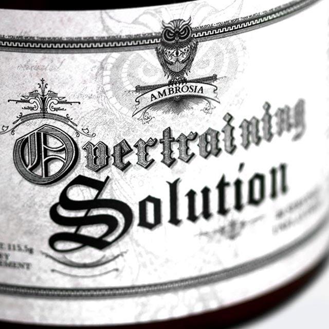 Overtraining Solution