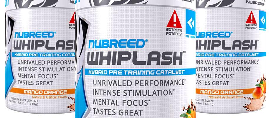 nubreed whiplash