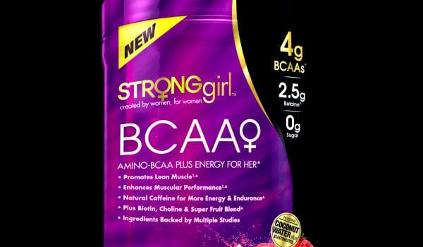 Strong Girl BCAA