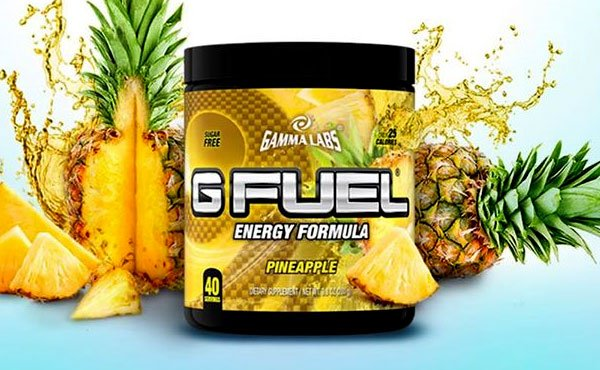 Pineapple G Fuel Takes Gamma S Flagship To A Total Of 12