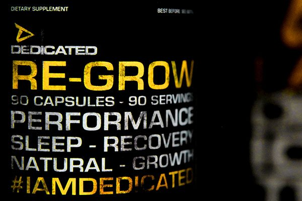 Dedicated Re Grow Review Undisturbed Deep Sleep