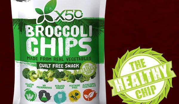 broccoli chips
