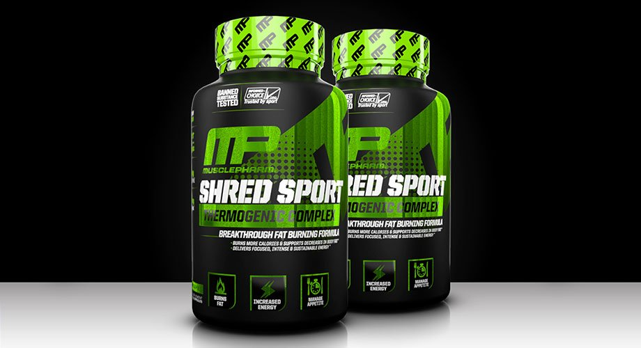Shred Sport borrows a lot from MusclePharm's own OxySport