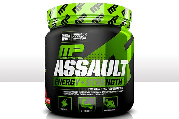 new musclepharm assault