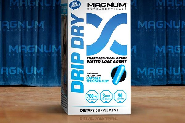 Magnum officially unveils its water loss formula Drip Dry