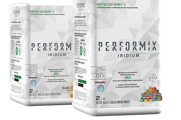 performix native iso whey