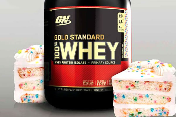 Birthday Cake Gold Standard officially unveiled