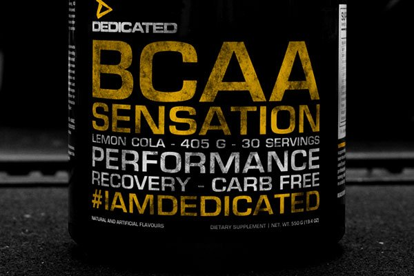 lemon cola bcaa sensation