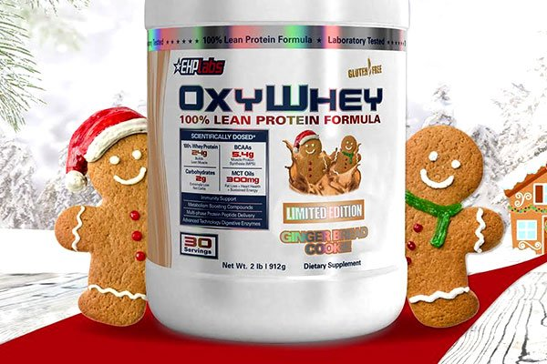 gingerbread cookie oxywhey