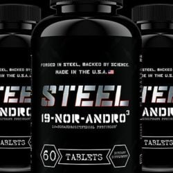 steel supplements andro