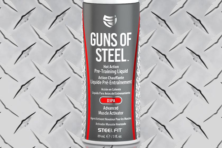 SteelFit Guns of Steel