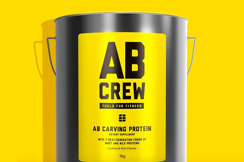 AB Crew Carving Protein