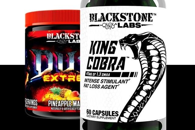 Blackstone Labs DMAA