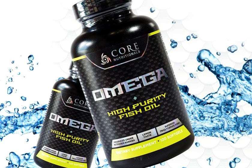 Core omega a superior triglyceride fish oil formula for Triglyceride fish oil