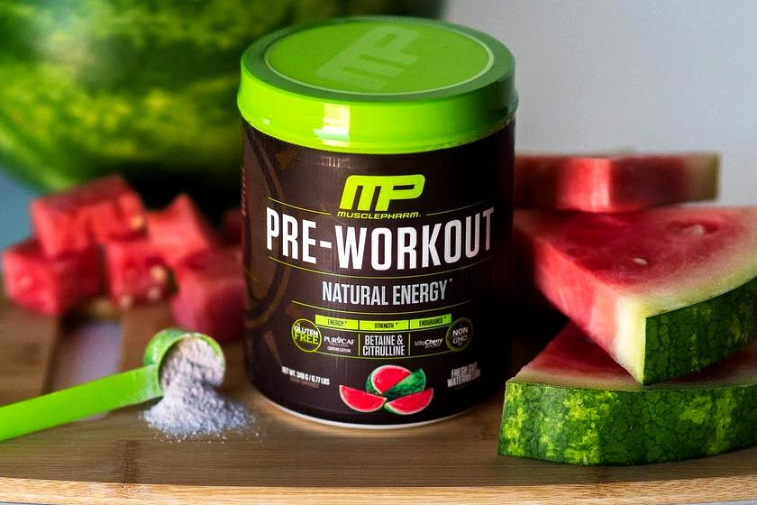 Musclepharm Natural Series Launches With 2 Of Its 5