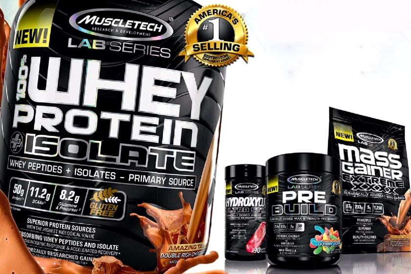Muscletech Lab Series