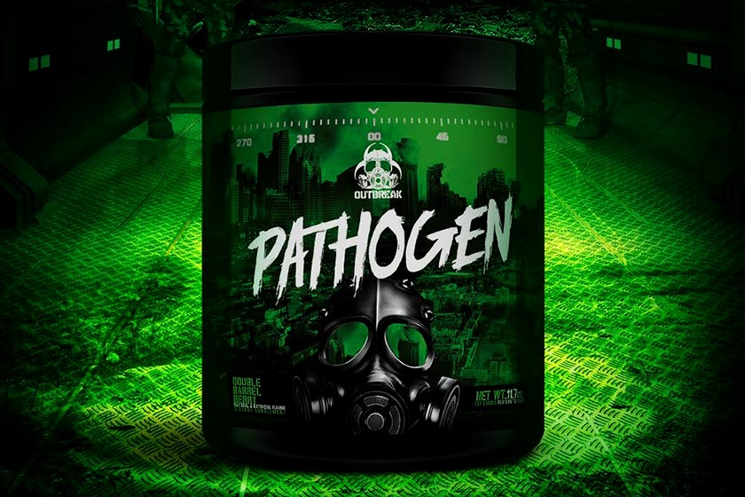 Outbreak Launches Its Latest Pre Workout Supplement