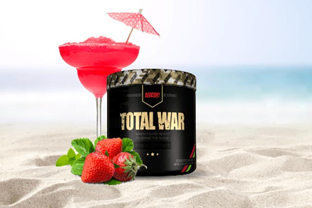 Strawberry Margarita Total War
