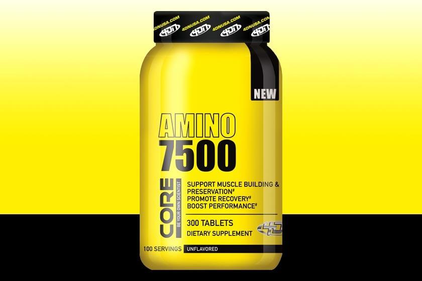 4D Nutrition Amino 7500