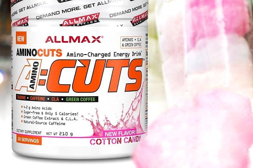 Allmax Confirms Cotton Candy As Its Eighth A Cuts Flavor