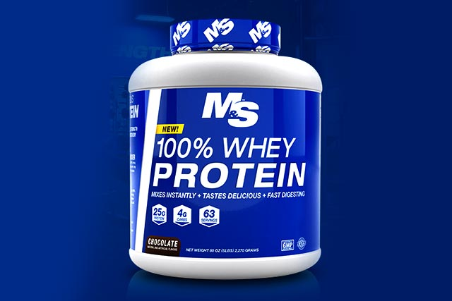 Muscle Strength Whey Protein