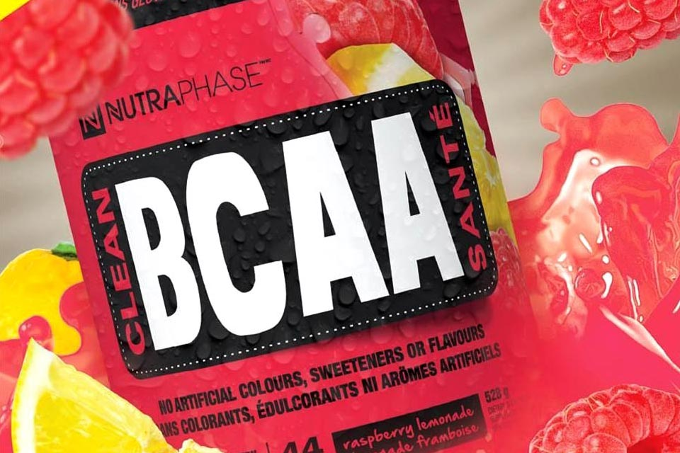 Nutraphase Clean BCAA