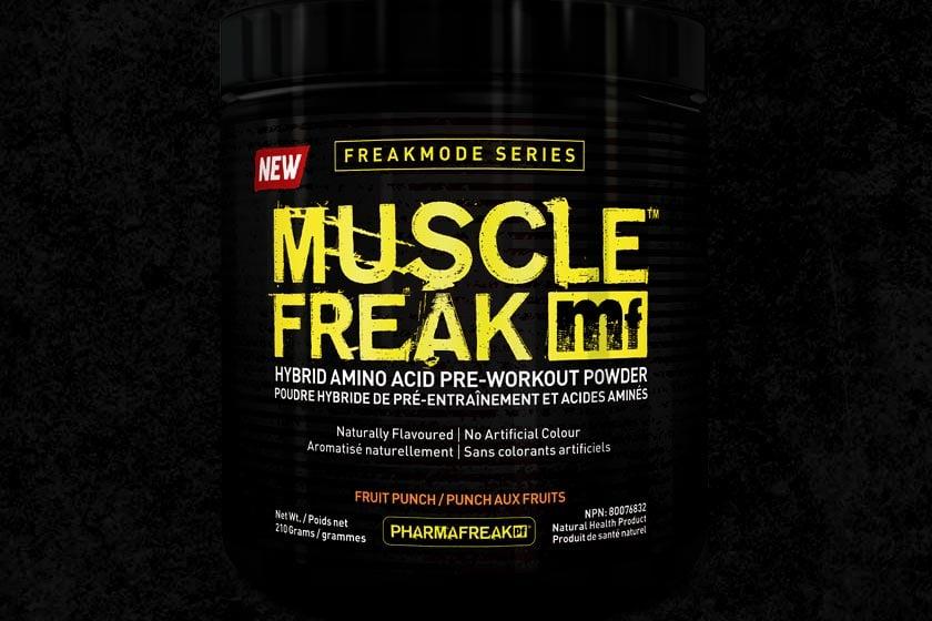 FreakMode Muscle Freak