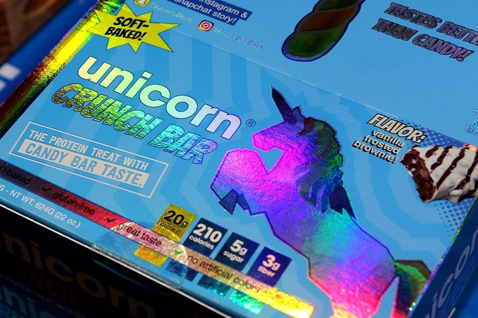 Unicorn Crunch Bar