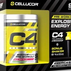 #3: Cellucor Super HD. Another one of the best thermogenic fat burners at GNC is Cellucor Super HD. Cellucor is actually a very popular brand that sells a wide variety of supplements, including a a pre workout called C4, a testosterone booster called P6, and a post workout supplement called Alpha Amino.