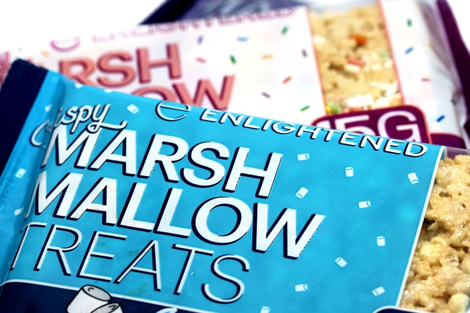 Enlightened Marshmallow Treats Review