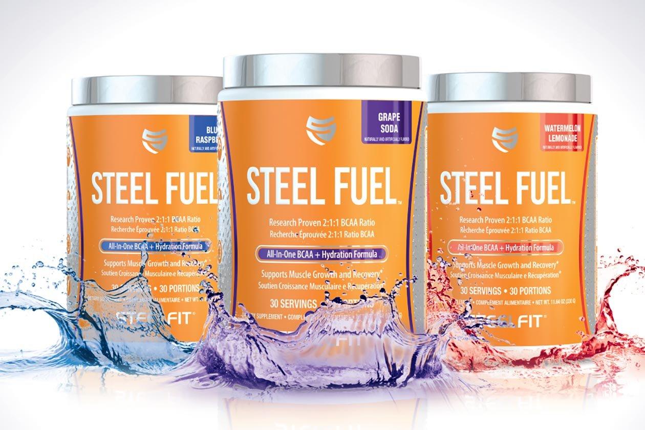 Steel Fuel