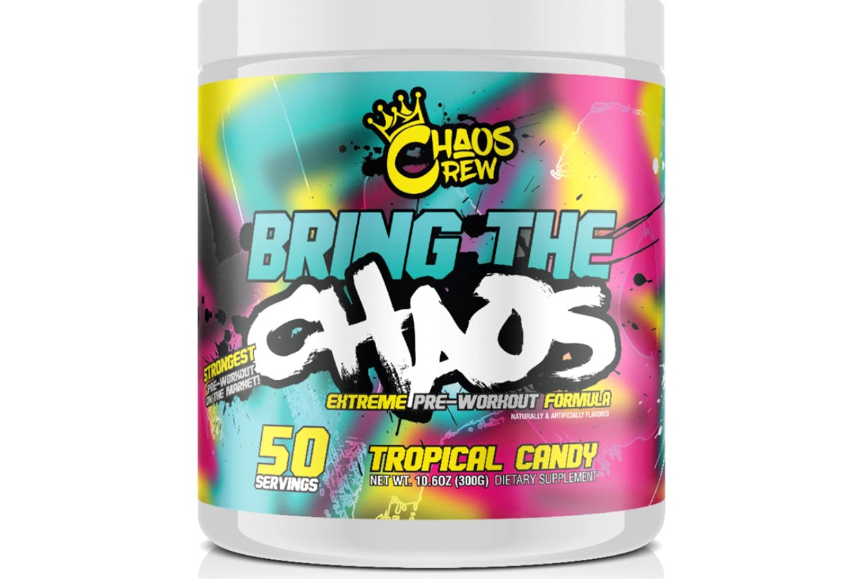 Household Chaos Makes Bringing Up >> Chaos Crew Makes Its Eria And Dmha Powered Products Even Better