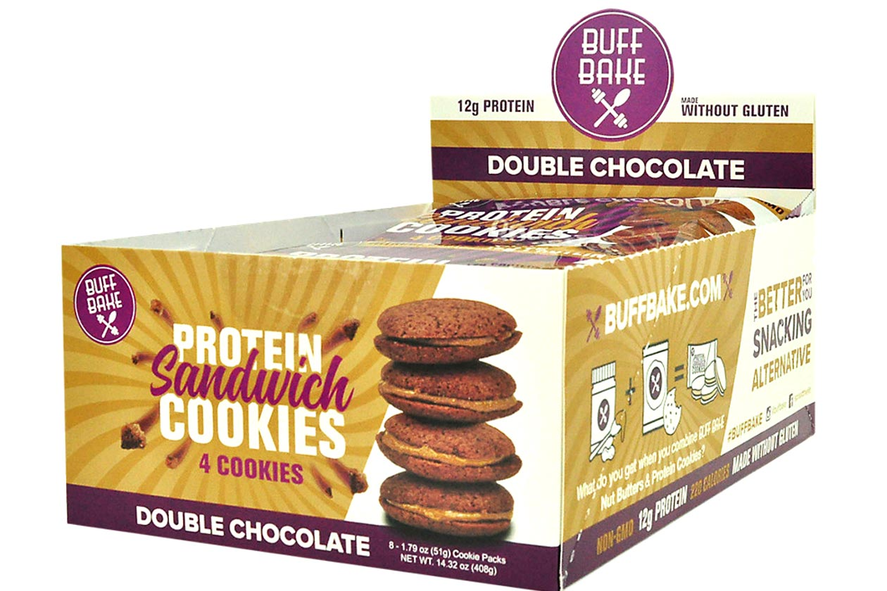 Buff Bake Sandwich Cookies