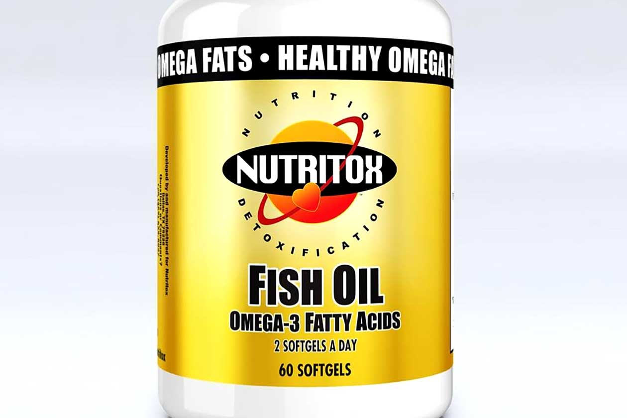 Fish oil coming soon to the nutritox family of supplements for What are fish oil pills good for
