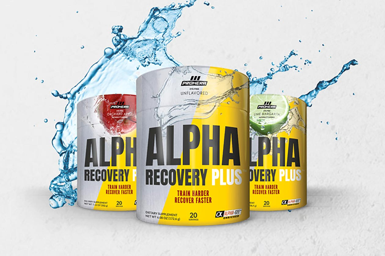 Alpha Recovery Plus