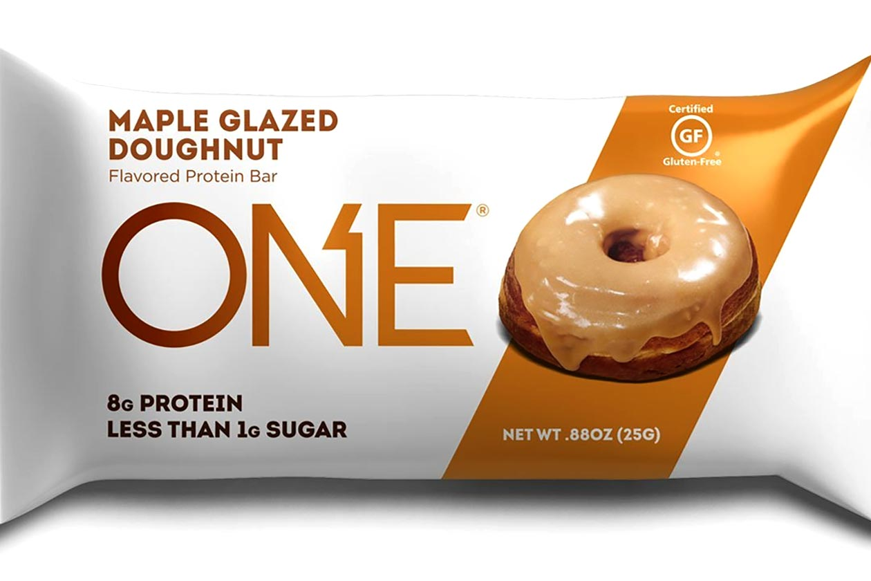 Details Surfaced Of A Maple Glazed Doughnut One Bar Mini