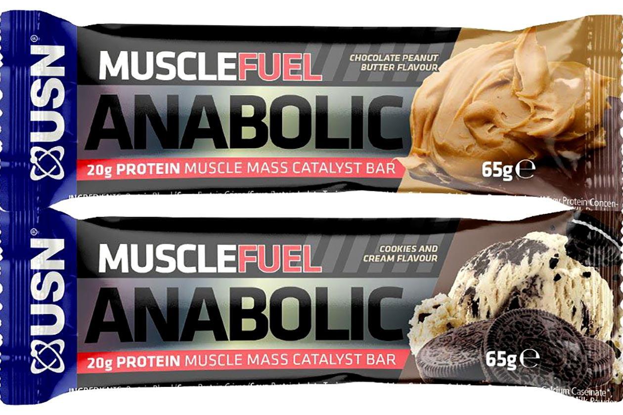 Muscle Fuel Anabolic Bar