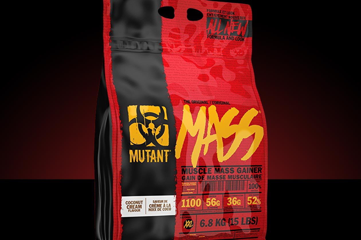 New Mutant Mass
