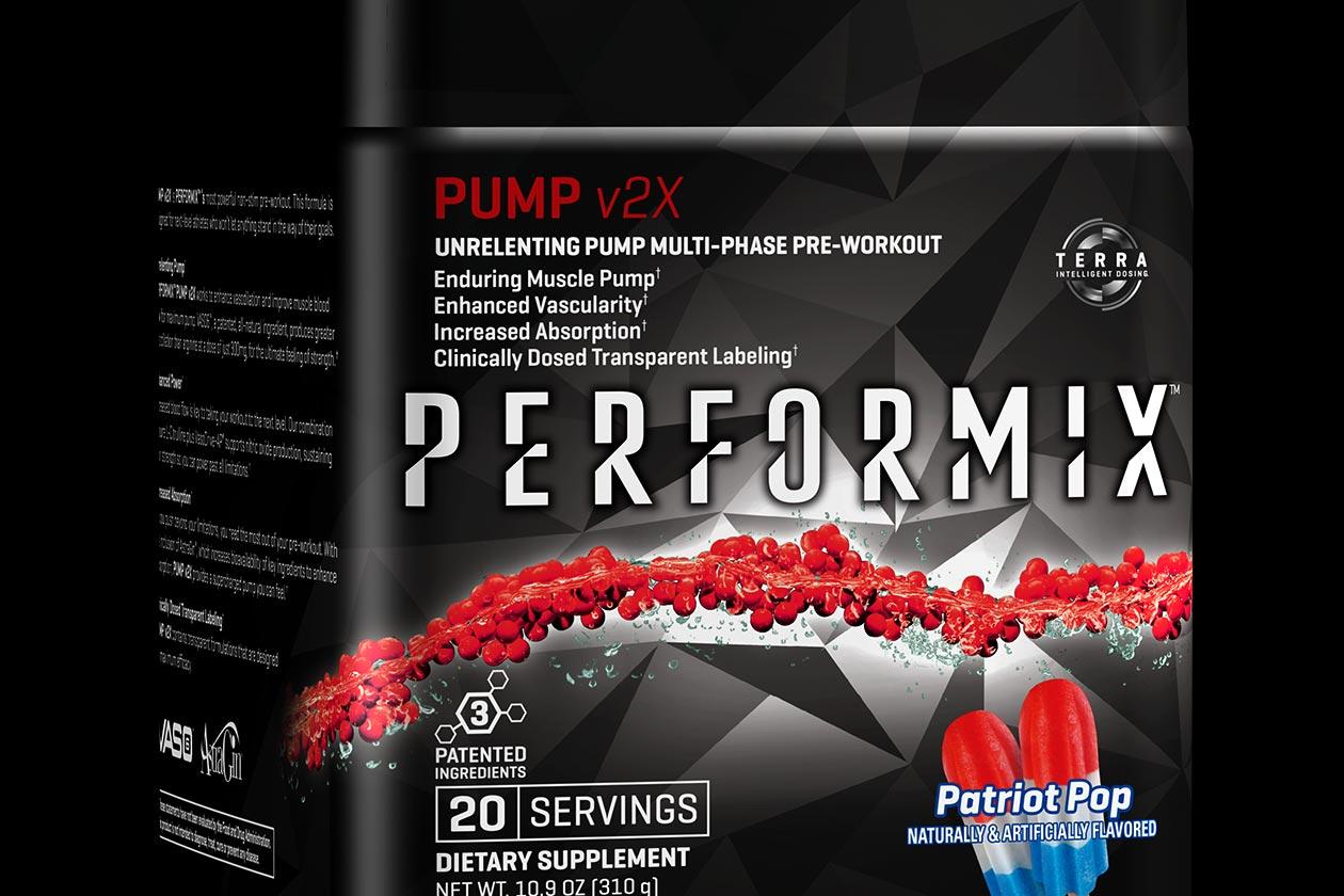 Performix Pump V2X