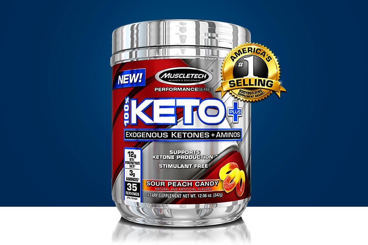 Muscletech keto Plus