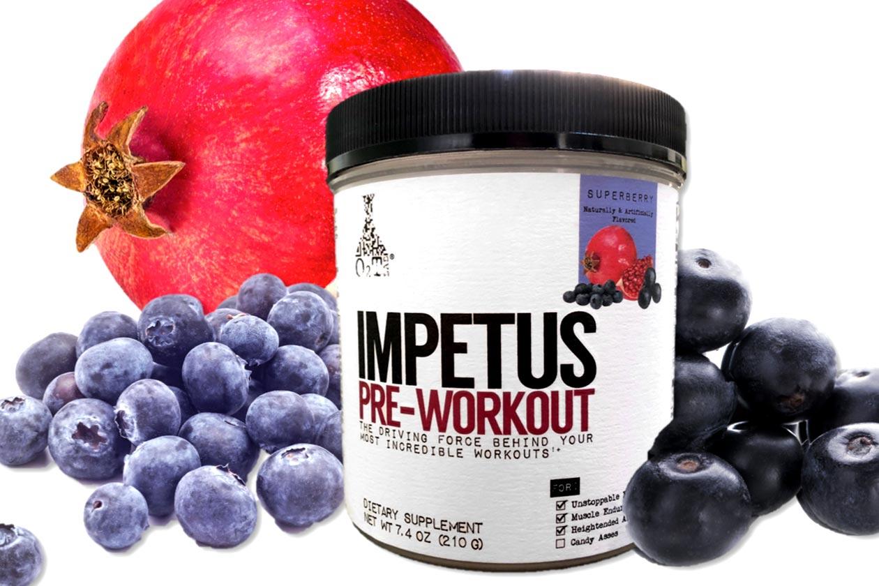 Superberry Impetus